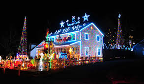Pleasanton Christmas Lights What Your Christmas Lights Will Do To Your Electricity Bill Sfgate