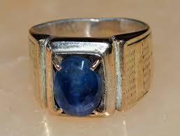 model cincin blue safir barang raja cincin blue safir