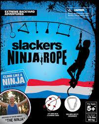 slackers ninja climbing island treasure toys