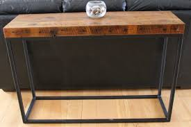 Wrought Iron Sofa Tables by Furniture Sofa Table With Wheels Children U0027s Furniture Modern