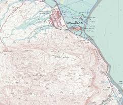 Michigan Topographic Maps by Scanning Using Photoshop To Vectorize Topographic Maps Graphic