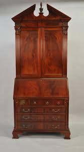 antique drop front desk 68 most supreme antique secretary desk with hutch value office