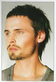 cool mullet hairstyles for guys young mens short funky mullet haircut trishes pinterest