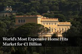 mansion global world s most expensive apartment hits market for 335m in monaco