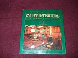 bookmine old rare out print books classic yacht interiors photo