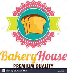 slogan cuisine bakery logo with text space for your slogan tagline vector stock