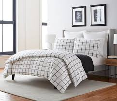 flannel duvet cover organic cotton duvet cover by boll branch