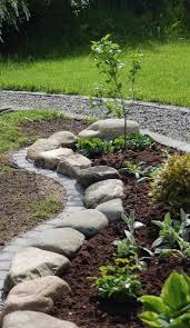Rocks For Garden Edging 37 Garden Edging Ideas How To Ways For Dressing Up Your Landscape