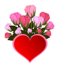 pink bouquet free illustration flowers roses pink bouquet free image on