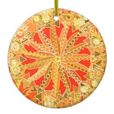 mustard yellow christmas decorations u0026 christmas décor zazzle com au