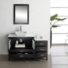 54 inch vanity edmeds net bathroom single sink photo cabinets54