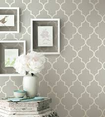 shop trellis wallpapers