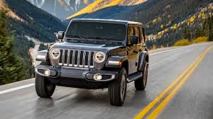 jeep unlimited 2018 news 2018 jeep wrangler unveiled really new and really awesome
