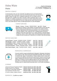 modern resume exles for nurses resume exles nursing