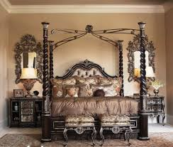 Royal Bedroom by Beautiful Canopy Bed Design Ideas With Curtains That Will Make A