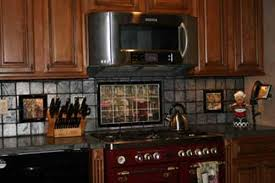 Kitchen Backspash Exellent Kitchen Backsplash Images Splash Tile Theme Throughout