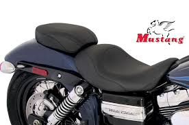mustang seats for harley davidson riders now motorcycling reviews