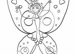 butterfly coloring pages u0026 printables education com