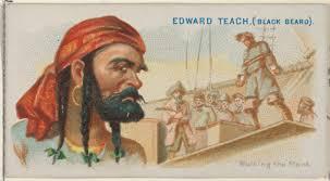 History Of The Pirate Flag Blackbeard Wikipedia