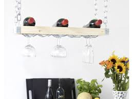 26 diy wine and glass racks guide patterns