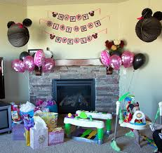minnie mouse birthday party u2014 bless mess