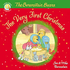 amazon com the berenstain bears the very first christmas