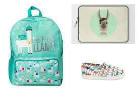 school gifts what makes back to school gifts more special llamas of course