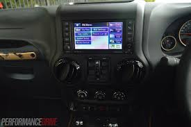 2014 jeep wrangler uconnect jeep wrangler edition review performancedrive