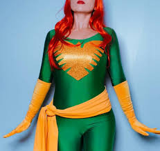 Phoenix Halloween Costume Sew Phoenix Costume 3 Steps