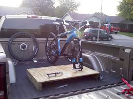 homemade pickup truck pick up truck bike racks mtbr com