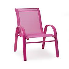 alinea chaise enfant chaise longue de jardin chilienne motif marinière pour enfant
