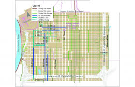 bike lanes added to several downtown sacramento streets cbs13