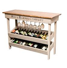 console table with wine storage console table sofa table wine rack fascinating vintage design