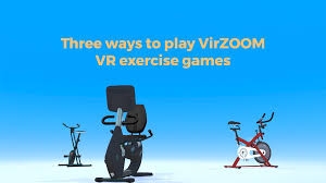virzoom the virtual reality fitness game platform