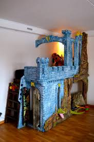 Play Bunk Beds Castle Play Space Bed Bunk Bed Family Bed All