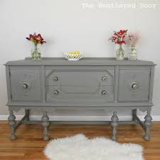 gray furniture paint remodelaholic whole house paint color palette using one undertone