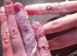 matching finger tattoos for couples laura williams