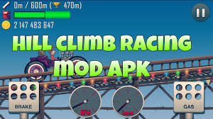 hill climb race mod apk hill climb racing 1 29 1 mod unlimited money fuel