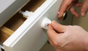 Baby Cabinet Locks Magnetic Qdos Safety Adhesive Magnet Locks Baby Proof Cabinets