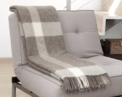 Brown Sofa Throw Throws For Sofa Sofa Throws Plaid Wool Blanket Luxury