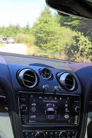 Most Comfortable Car To Drive Bentley Bentayga Drive Event Tartan Tarmac