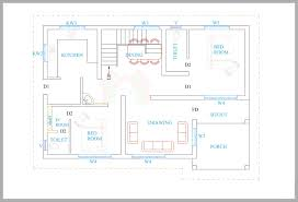 House Plans For A View Kerala House Plans For A 1600 Sqft 3bhk House Open Floor Plans