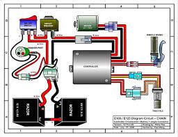 trx scooter wiring diagram diagram wiring diagrams for diy car