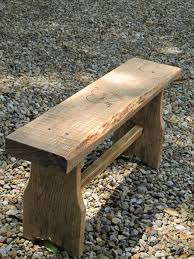 Construction Plans For A Wooden Bench by Build Yourself A One Board Bench With An 8 U0027 2x10 Or Mabey Use