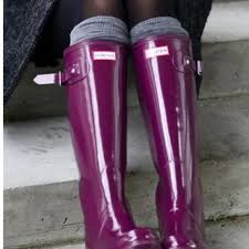 womens purple boots size 12 56 shoes s original gloss boots from