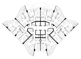 penthouse apartment floor plans harry seidler u0026 associates