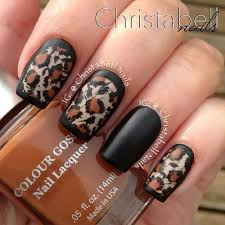 black leopard nails pictures photos and images for facebook