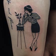 tattoo history vancouver vancouver tattoo artist slowerblack does stick n pokes that don t