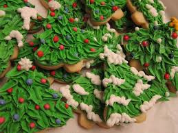 148 best winter christmas cookies images on pinterest decorated