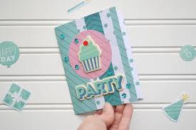 honeycomb cupcake pop up card video tutorial we r memory